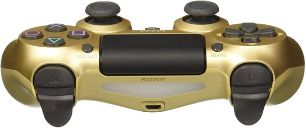 Control Dualshock 4 Gold.- PlayStation 4