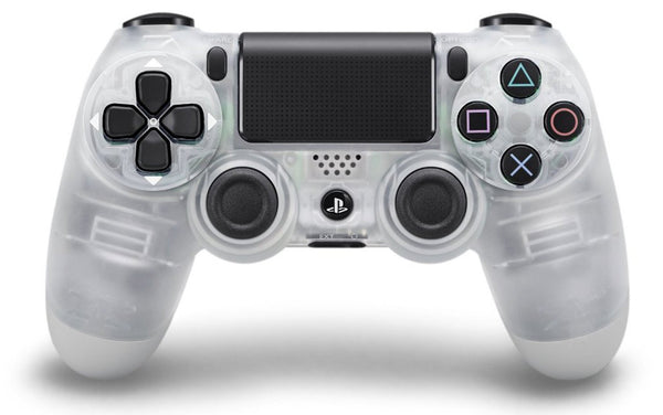 Control Dualshock 4 Crystal PS4