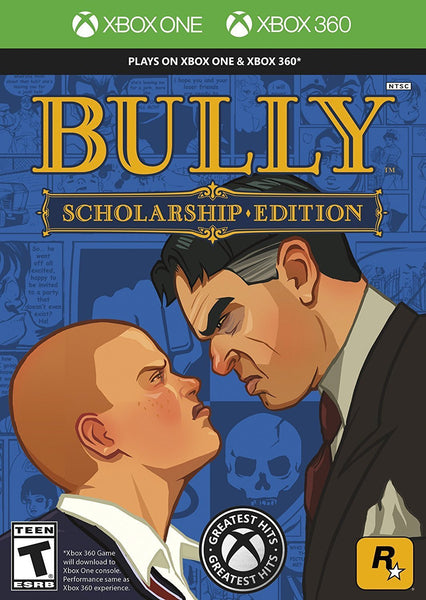 Bully Scholarship Edition- Xbox One