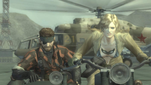 METAL GEAR SOLID HD COLLECTION.-PSV