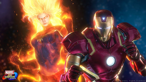 Marvel vs Capcom: Infinite - PlayStation 4
