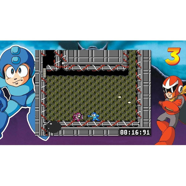 MEGA MAN LEGACY COLLECTION 1+2 Switch