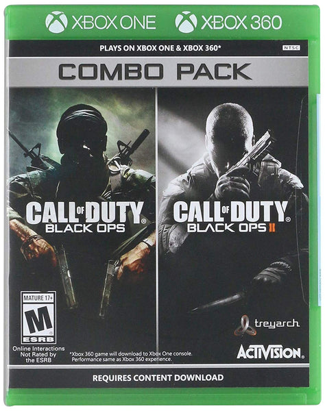 Call Of Duty Black Ops Combo Pack 360
