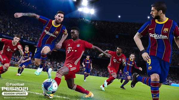 PES Pro Evolution Soccer 2021 - Standard Edition - Xbox One