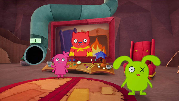 Ugly Dolls An Imperfect Adventuren Switch