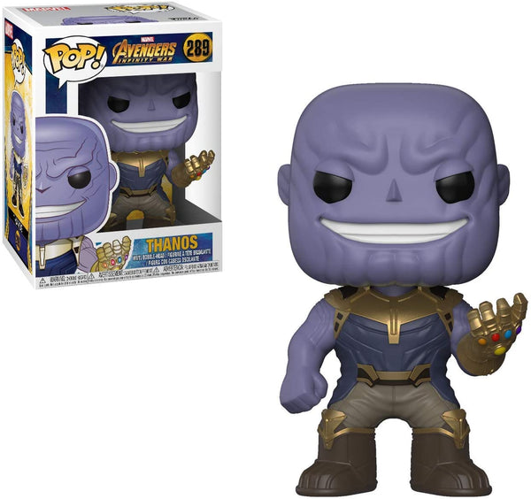 Funko Pop Avengers Infinity War: Thanos #289