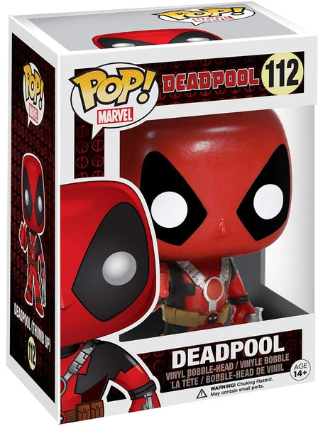 Funko Pop Deadpool  #112