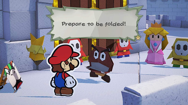 Paper Mario Origami King - Nintendo Switch