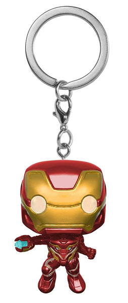 Funko Llavero Key Chain: Avengers Infinity War - Iron Man Pocket
