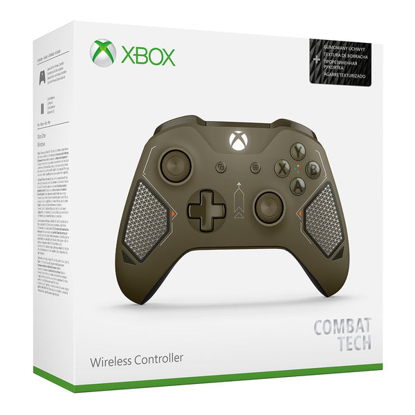 Control Inalámbrico Xbox One Combat Tech - Special Edition