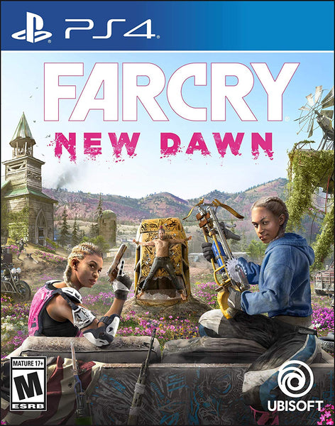 Far Cry New Dawn - Standard Edition PS4