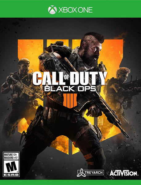Call of Duty: Black Ops 4 - Xbox One - Standard Edition