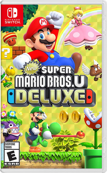 New Super Mario Bros. U Deluxe - Nintendo Switch