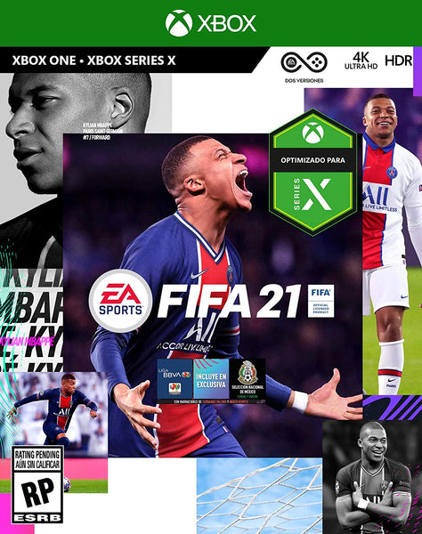 FIFA 21 - Xbox One - Standard Edition