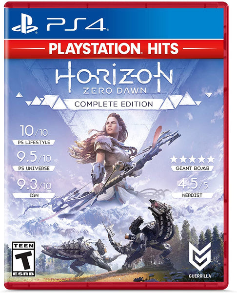 Horizon Zero Dawn - Complete Edition PS4 Playstation Hits