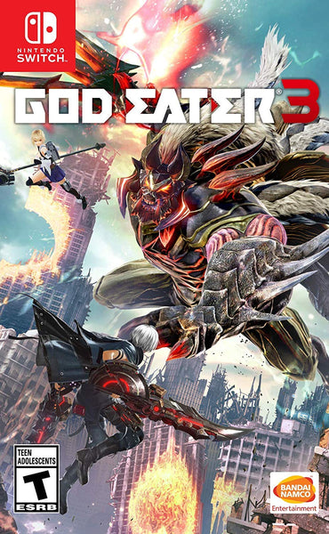 God Eater 3 Nintendo Switch