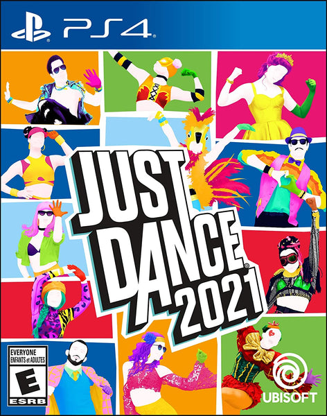 Just Dance 2021 - Playstation 4 - Standard Edition