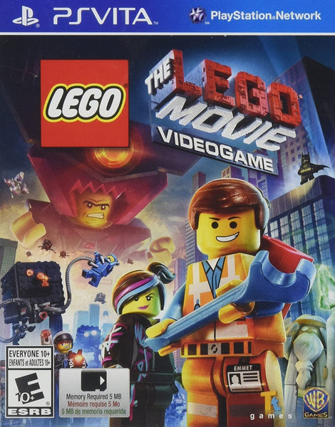 The Lego Movie Video Game .- PSVita