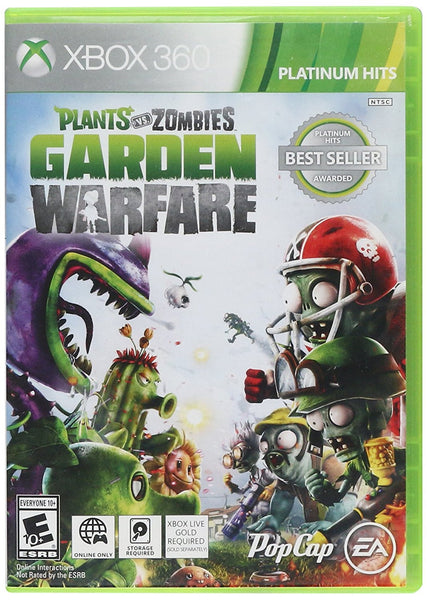 Plants Vs Zombies: Garden Warfare.- XBOX 360