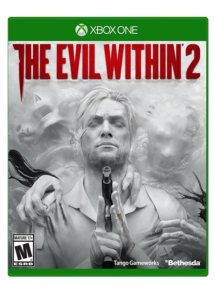 The Evil Within 2 XBox One Standard Edition