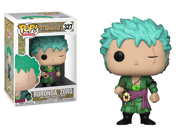 Funko Pop One Piece: Roronoa Zoro #327