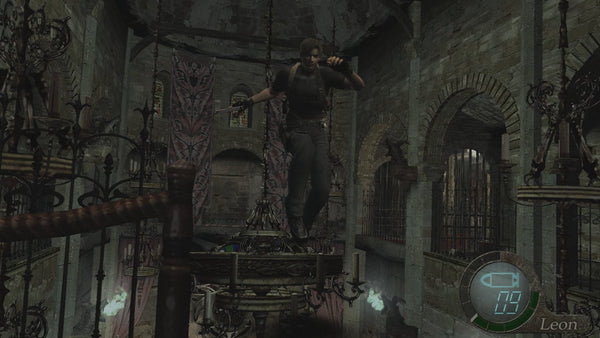 Resident Evil 4.- PlayStation 4