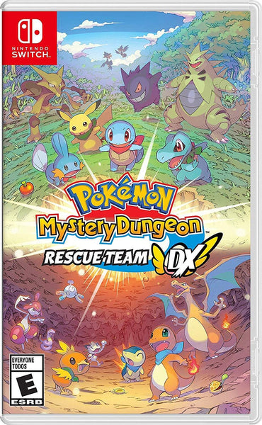 Pokémon Mystery Dungeon Nintendo Switch
