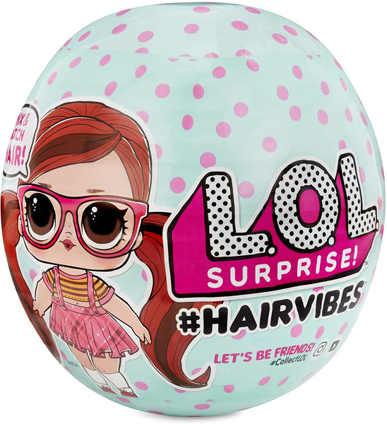 LOL SURPRISE HAIRVIBES 15 SURPRISES