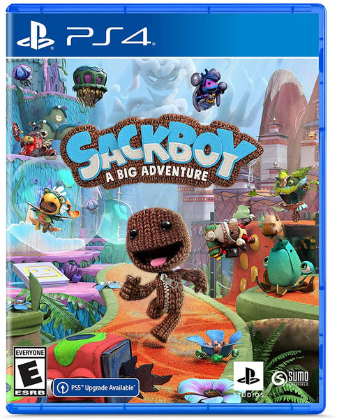 Sackboy: A Big Adventure - Standard Edition - PlayStation 4