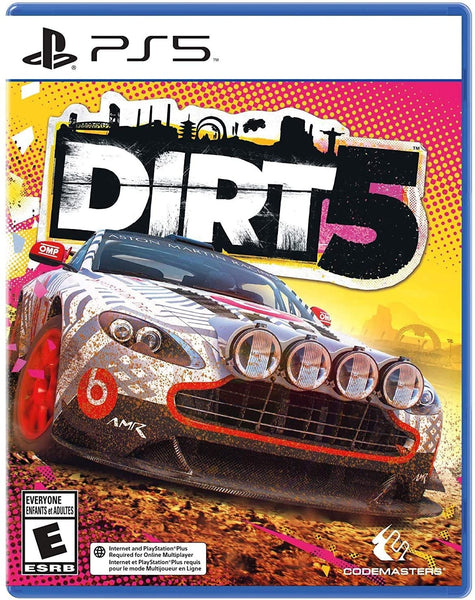 Dirt 5 - Standard Edition - Standard Edition - PlayStation 5