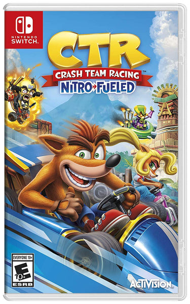 Crash Team Racing Nitro-Fueled - Switch