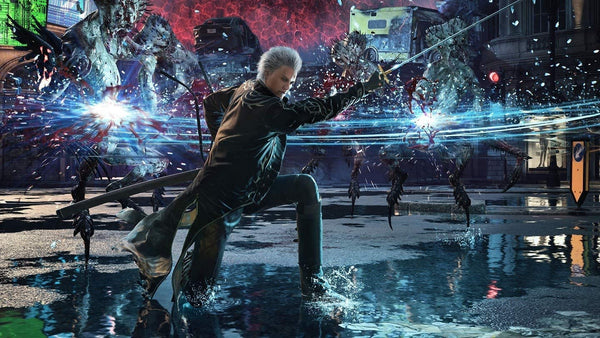 Devil May Cry 5 - Special Edition - PlayStation 5