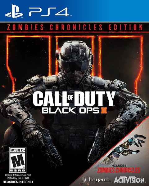 Call of Duty Black Ops III Zombies Chronicles - PlayStation 4