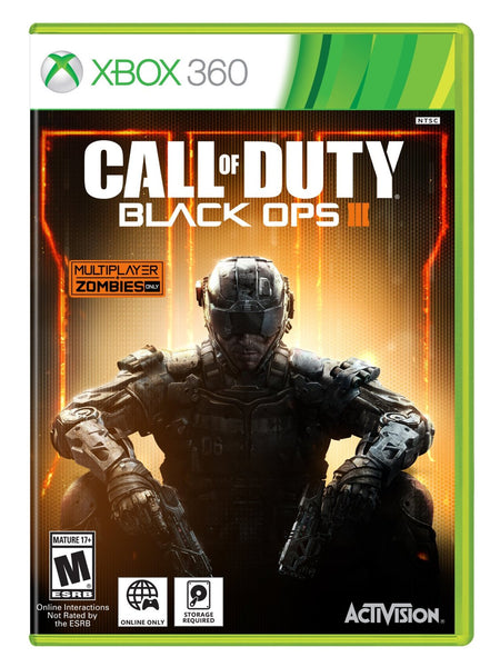 Call of Duty: Black Ops III.- Xbox 360