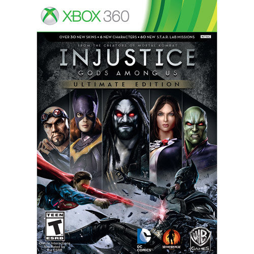 Injustice: Gods Among Us - Ultimate Edition .-360