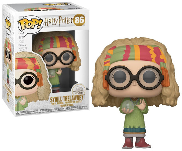 Funko Pop Harry Potter - Professor Sybill Trelawney  #86