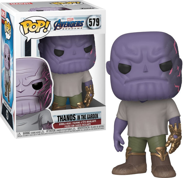 Funko Pop Avengers Endgame: Thanos in the Garden #579