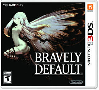 Bravely Default.- Nintendo 3DS