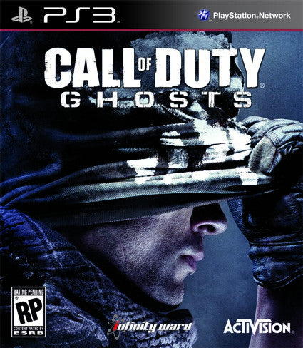 Call of Duty: Ghosts.- PlayStation 3