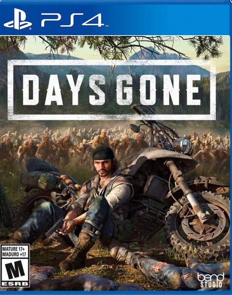 Days Gone - PlayStation 4 - Standard Edition