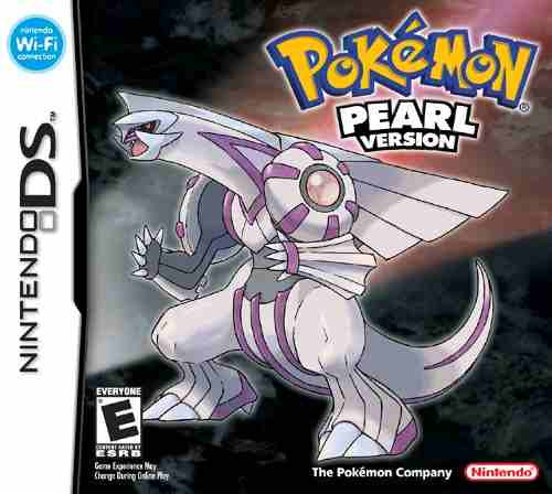 Pokemon Perla.- NDS / 3DS