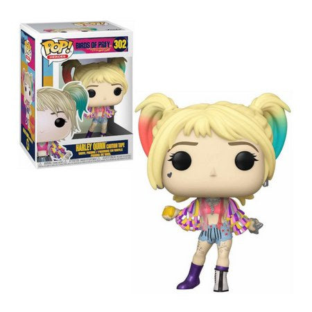 Funko Pop Birds of Prey - Harley Quinn (Caution Tape) #302