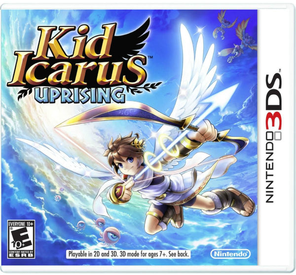 KID ICARUS.-3DS