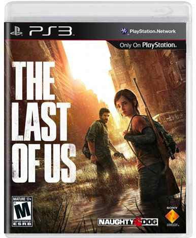 The Last of Us.- PlayStation 3