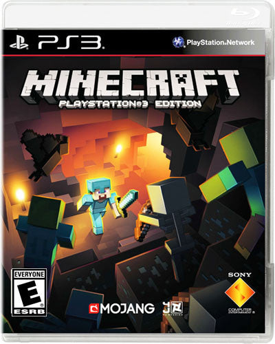 Minecraft.- PlayStation 3