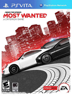 Need for Speed: Most Wanted.- PlayStation Vita