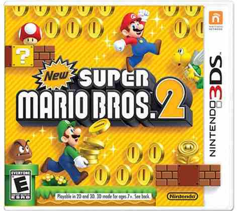 New Super Mario Bros 2.- Nintendo 3DS