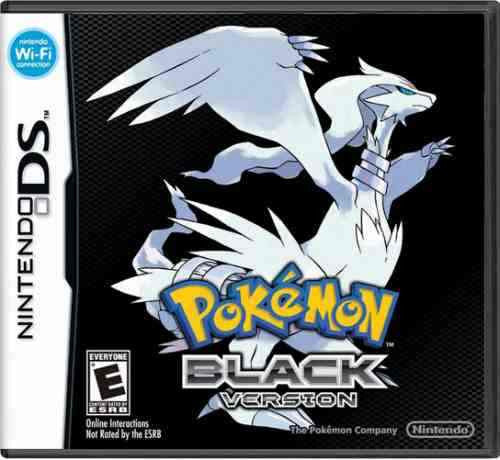 POKEMON BLACK.-NDS