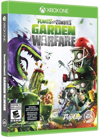 Plants Vs Zombies: Garden Warfare.- XONE