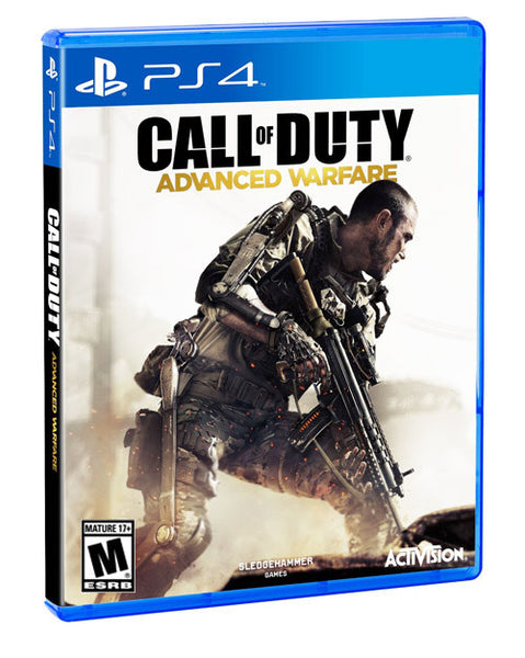 Call of Duty: Advanced Warfare .- PS4